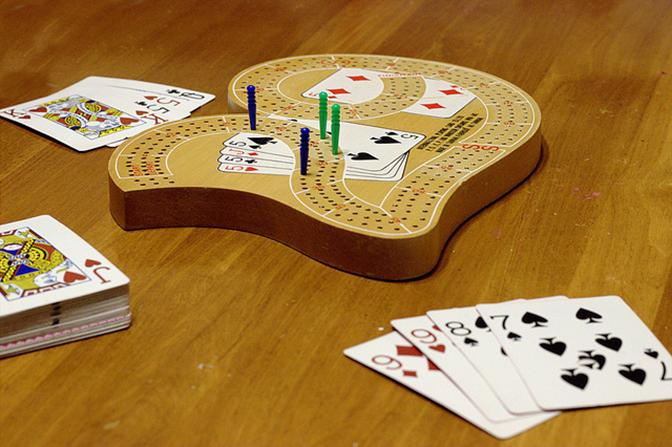 Cribbage Cards & Boards